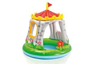Бассейн - детский замок Intex