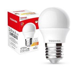LED Lemputė TOSHIBA Golf 5W (40W) E27 2700K