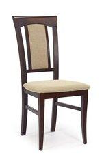 2-jų kėdžių komplektas Konrad, rudos/smėlio spalvos
