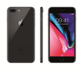 Apple iPhone 8 Plus 64GB, Pilka