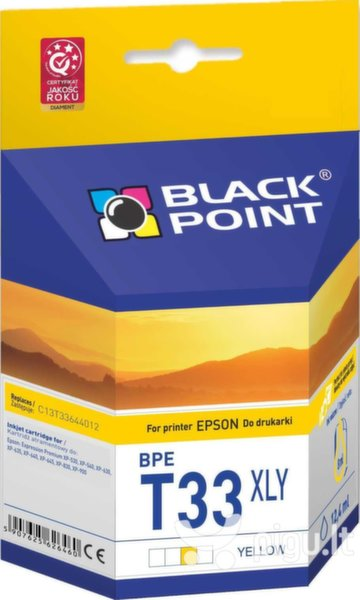 Black Point SGE33BKY