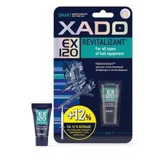 Revitalizantas Xado EX120 kuro įpurškimo sistemoms
