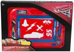 Magnetinė piešimo lenta Žaibas Makvynas (Cars) kaina ir informacija | Lavinamieji žaislai | pigu.lt