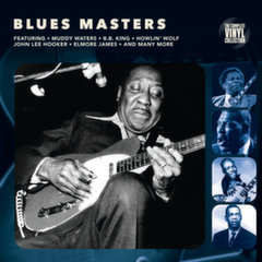 "LP CVC ""Blues Masters"""