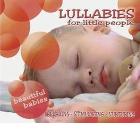 CD LULLABIES For Little People