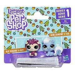Gyvūnėlių rinkinys Littlest Pet Shop, 2 vnt kaina ir informacija | Gyvūnėlių rinkinys Littlest Pet Shop, 2 vnt | pigu.lt