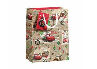 Dovanų maišelis CARS (Ratai) 17x23