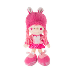 Medžiaginė minkšta lėlė Emma, Smiki 25 cm