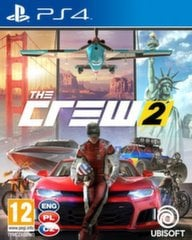 Žaidimas The Crew 2, PS4