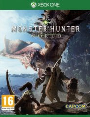 Žaidimas Monster Hunter: World, Xbox One