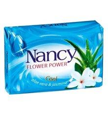 Muilas su alijošiaus ir jazminų ekstraktais Nancy 60 g kaina ir informacija | Dušo želė, muilas | pigu.lt