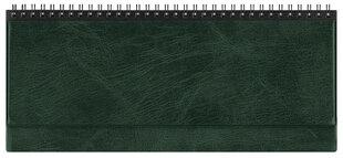 Stalo kalendorius Timer Memo PVC 2020 metai, su spirale 241741000 žalias цена и информация | Бизнес подарки | pigu.lt