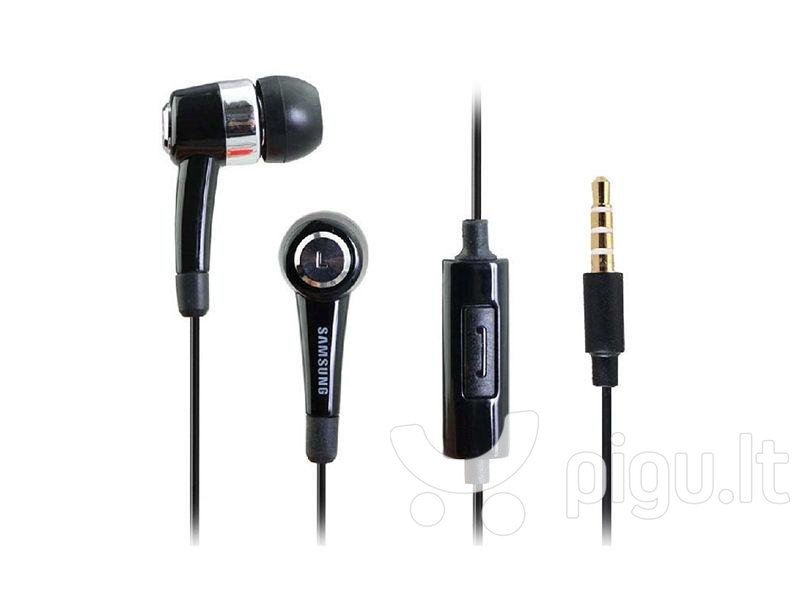 Samsung EHS44AFSBE Universal Original Headset with microphone / 3.5mm / 1.2m / Black (OEM)