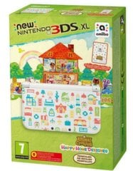 Nintendo New 3DS XL + Animal Crossing: Happy Home Designer Edition