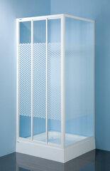 Kampinė dušo kabina Sanplast Classic KN/DT r-c 80s polistirenas kaina ir informacija | Paprastosios dušo kabinos | pigu.lt