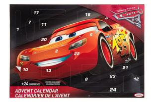 Advento kalendorius Cars (Žaibas Makvynas)