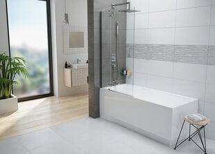 Vonios sienelė Sanplast Free Line PW2/Free II 90s kaina ir informacija | Priedai vonioms, dušo kabinoms | pigu.lt