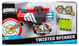 BOOMCO šautuvas - blasteris TWISTED SPINNER