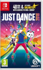 Žaidimas Just Dance 2018 skirtas Nintendo Switch
