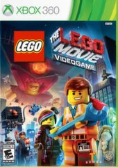 Žaidimas The Lego Movie : Videogame, Xbox 360