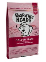 Barking Heads sausas maistas Golden Years​​ 12 kg