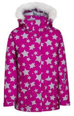 Trespass žieminė striukė mergaitėms Tillie, rožinė