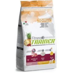 Trainer Fitness 3 Adult Medium/Maxi Lamb Rice, 12.5 kg