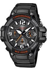 Vyriškas laikrodis Casio MCW-100H-1A kaina ir informacija | Vyriški laikrodžiai | pigu.lt