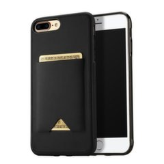 Dux Ducis Pocard Series Premium High Quality and Protect Silicone Case For Apple iPhone 7 Plus / 8 Plus Black