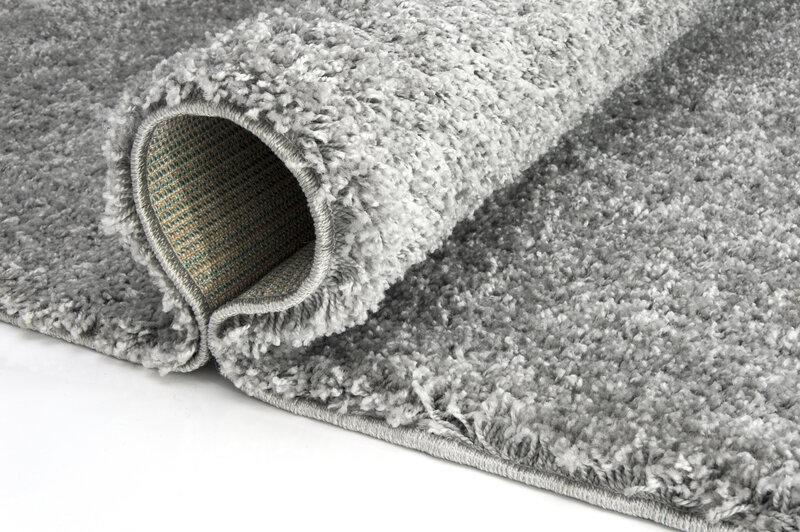Kilimas Shaggy Grey, 140x190 cm internetu