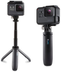 GoPro Shorty Mini Extension Pole+штатив, черный
