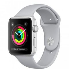 Apple Watch Series 3 GPS 42mm, Sidabrinė