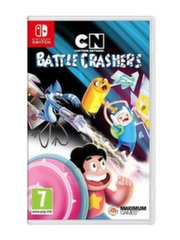Žaidimas Cartoon Network: Battle Crashers, Nintendo Switch