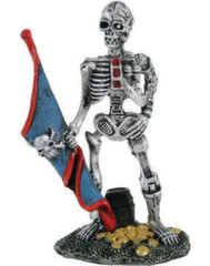 Zolux dekoracija skeletas, modelis 3
