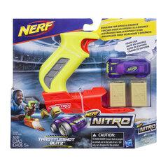 Комплект стрельбы Nerf NitroThrottleshot Blitz