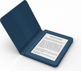 Bookeen Saga Touch Frontlight, Mėlyna kaina ir informacija | Elektroninių knygų skaityklės | pigu.lt