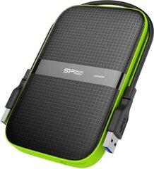 Silicon Power Armor A60 2.5'' 4TB USB 3.0, IPX4 kaina ir informacija | Išoriniai kietieji diskai (SSD, HDD) | pigu.lt