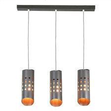 Namat šviestuvas HELI GREY 3 kaina ir informacija | Pakabinami šviestuvai | pigu.lt