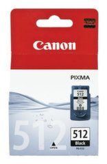 Canon ink cartridge PG-512, black