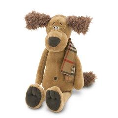 Minkštas šuniukas su akiniais Doc Orange Toys, 20 cm