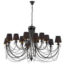 Namat šviestuvas VEDETA ART BLACK 12 kaina ir informacija | Pakabinami šviestuvai | pigu.lt