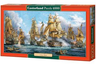 Dėlionė Puzzle Castorland Naval Battle, 4000 det. kaina ir informacija | Dėlionės (puzzle) | pigu.lt
