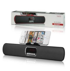 Mocco Rocket Portable Speaker Bluetooth 4.0 / 6W / Stereo / Micro SD / USB / Black