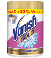 Пятновыводитель Vanish Gold Oxi Action White, 940 г