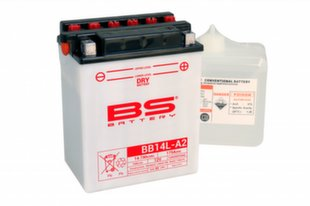 Akumuliatorius BS-Battery BB14L-A2 12V 14.7Ah