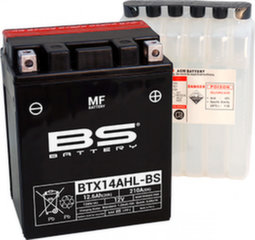 Akumuliatorius BS-Battery BTX14HL 12V 14Ah