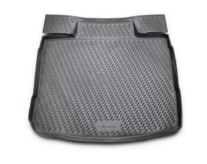 Guminis bagažinės kilimėlis OPEL Insignia sedan 2008-> (mini-sized wheel) black /N29010 kaina ir informacija | Modeliniai bagažinių kilimėliai | pigu.lt