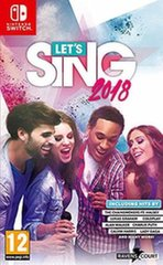 Lets Sing 2018, Nintendo Switch