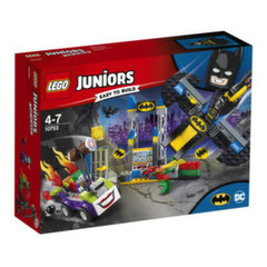 10753 Konstruktorius LEGO® Juniors The Joker™ Betmeno olos puolimas