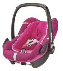Automobilinė kėdutė MAXI COSI Pebble Plus, 0-13 kg, Frequency pink